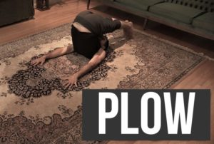 Plow - spine stretch - mobility - nextlevelwarrior.com