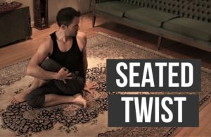 seateted twist - spine mobility - nextlevelwarrior.com